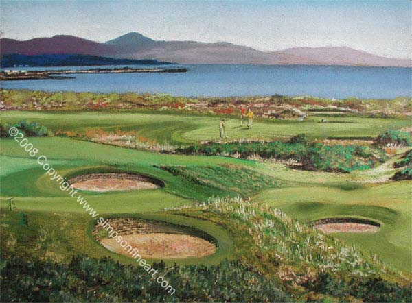 The 17th Hole, Dornoch