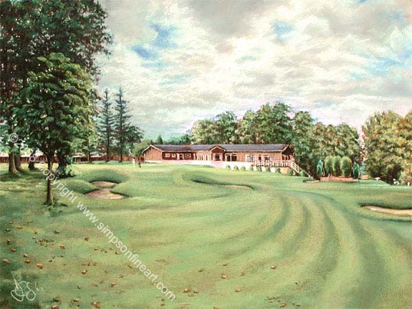 The 18th Hole, Drumpellier Golf Club