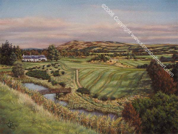 The 18th Hole, Gleneagles Queen's Course