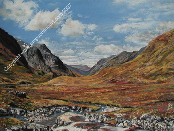 Autumn, Glencoe