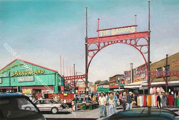 The Barras Market, Glasgow