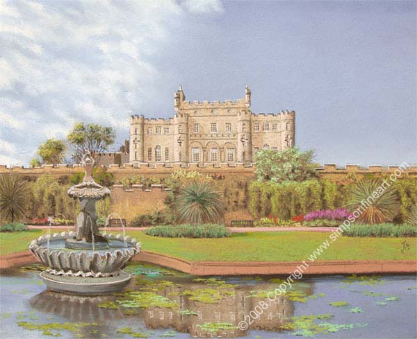 how to get to culzean castle