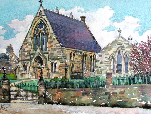 Chalmers Church, Uddingston