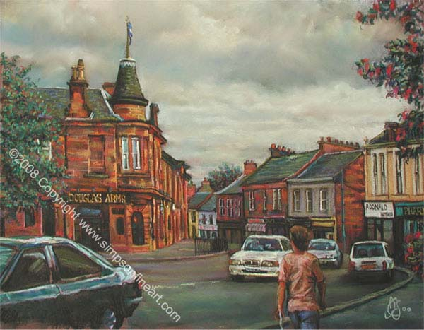 The Douglas Arms, Main Street, Bothwell
