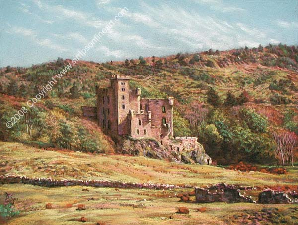 Dunvegan Castle, The Isle of Skye