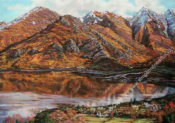 Five Sisters Of Kintail