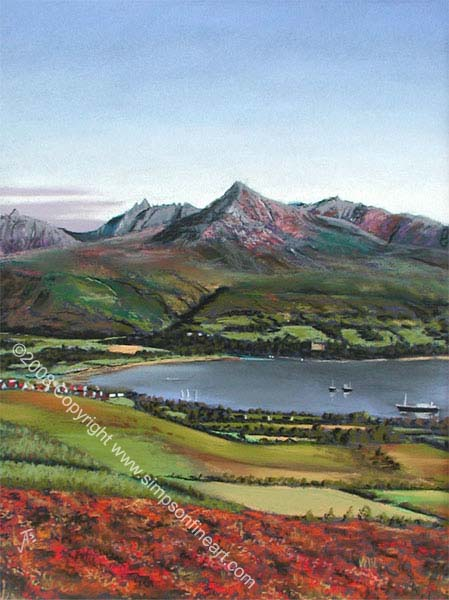 Goat Fell, The Isle of Arran