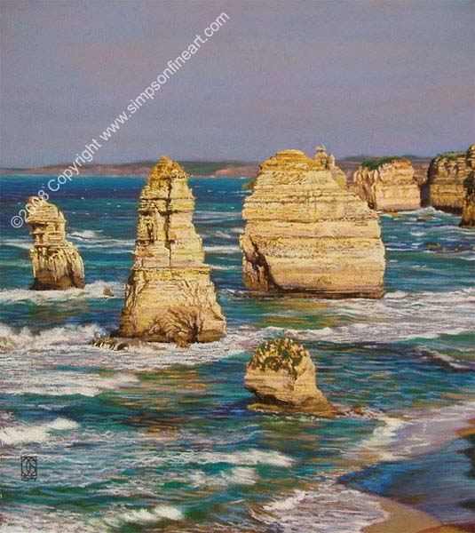 The Great Sea Road (The Twelve Apostles) Australia