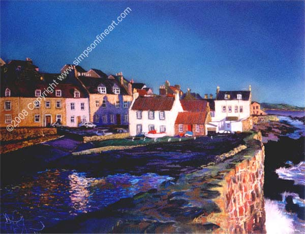 Cellardyke Harbour, Fife