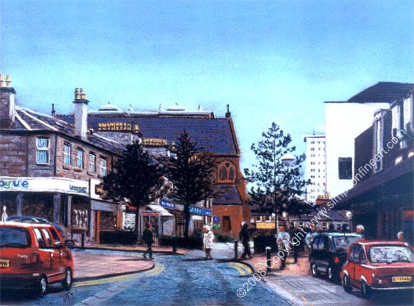 Main Street Shopping, Coatbridge
