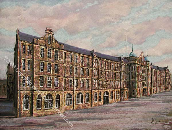 Redford Barracks, Edinburgh