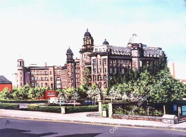 The Royal Infirmary, Glasgow