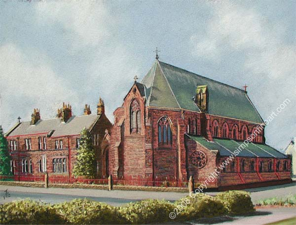 St Augustine's Church, Coatbridge