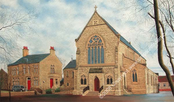 St Patrick's Church, Shotts