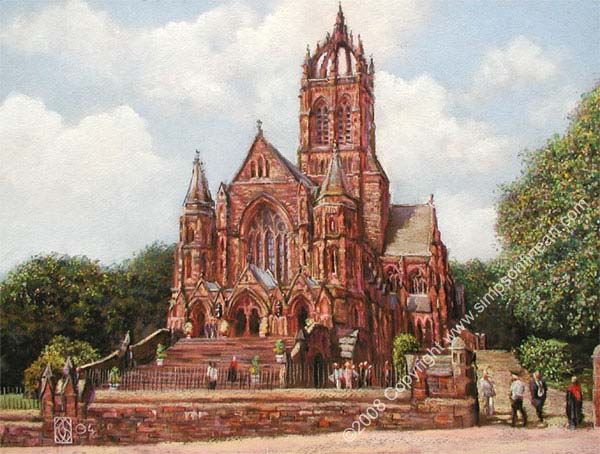 Thomas Coats Church Paisley