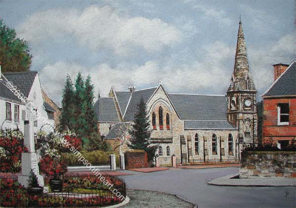 Uddingston Parish Church