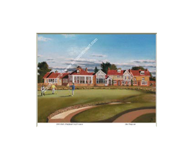 The 18th Hole, Muirfield Golf Course