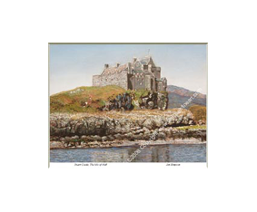 Duart Castle, The Isle Of Mull