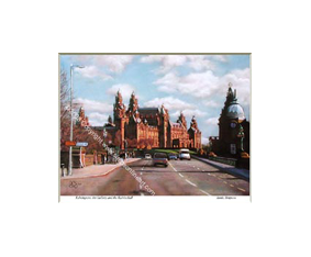 Kelvingrove Art Gallery And The Kelvin Hall