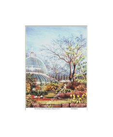 The Kibble Palace From Queen Margaret Drive