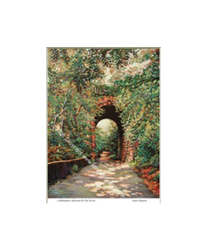 A Midsummer Afternoon By The Kelvin